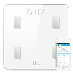 bd39dbb09e8 1byone Digital Smart Wireless Body Fat Scale with IOS and Android App  #1byone Android Apps