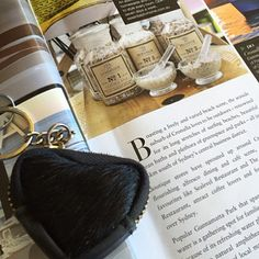 Murray River Artesian Gourmet Salt. They make a great gift. Spotted in Bell Magazine #marshmellowboutique #gourmet #salt #murrayriver #nobadthings #yum #bellmagazineau - in store and on line www.marshmellow.com.au