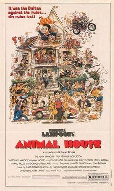 National Lampoon's Animal House - John Landis - 1978.