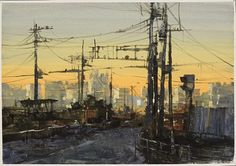 Watercolour,2013年,....By Chien Chung Wei