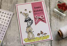 Happy Birthday - We must Celebrate www.stempeltasia.de