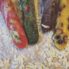 Ice Ice Baby! #frozen #protein #smoothie #popsicles #homemadefood #lollies #sweets #desert #vegan#rawvegan #vegansofig #rawvegansofig #plantbased #glutenfree #sugarfree #dairyfree #guiltfree#icecream #healthylifestyle #healthylifestyle #veganprotein #hemp#pineapple #blueberry #kiwi #strawberry #berries#juicy #Detox #veganfitness #getfit by wanarama