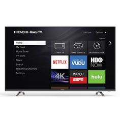 Hitachi 55R7 4K Ultra HD Roku Smart LED TV Review