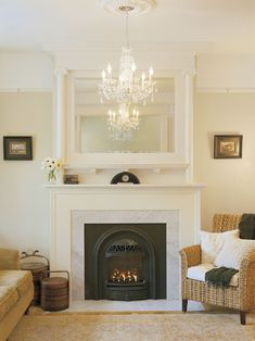 luxury fireplace design #CustomHomeBuildersDallas