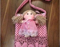 Bolsa Bolsinhas com boneca