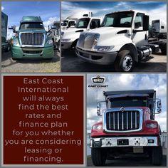 East Coast Int'l (@EIntl) on Twitter Used Trucks, Cummins, Truck Parts, East Coast, Trailers, Online Business, Promotion, Engineering, Twitter