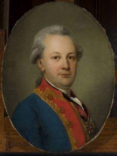 DARBES, Joseph Friedrich August (Hamburg 1747 – Berlin 1810) Portrait of a Young Man, Warszawa, Muzeum Narodowe