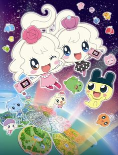 Tamagotchi! Miracle Friends - Tamagotchi Wikia