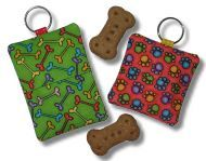 ITH cats and dogs The POOch Pocket doggy bag holder (in the hoop)