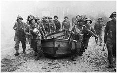 Op 19 september 1944 werd het zelfde type boot gebruikt toen Britse troepen het Kempisch Kanaal overstaken bij St.-Huibrechts-Lille