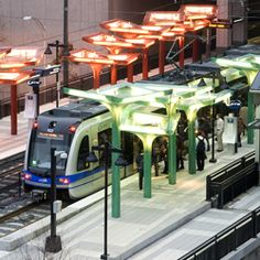Ride the LYNX Light Rail System! LYNX has 15 stations, including seven park and ride locations. Parking is free at each of the LYNX park and ride locations. Cities In North Carolina, Light Rail, Design Competitions, New South, Charlotte Nc, Lynx, Southern Style, Wander, New York City