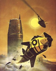 Gavin Rothery - Directing - Concept - VFX - Gavin Rothery Blog - Chris Foss