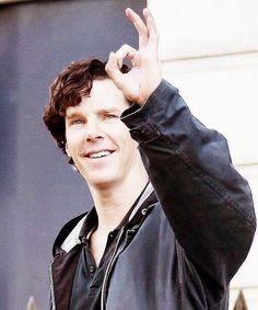 . 2019.10.1  今日も1日 ステキなシャーロックを  #シャーロック #シャーロックホームズ #Sherlock #SherlockHolmes #ベネディクトカンバーバッチ #BenedictCumberbatch #ベイカー街221B…