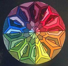 43 Best Color Images Color Wheel Lesson Color Wheels Colour Wheel
