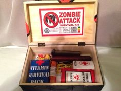 zombie survival kit diy