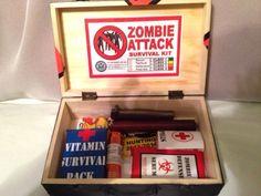 zombie survival kit diy