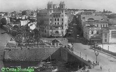 Foto antigua de Ceuta (forociudad)