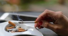 asthma and cigarette smoke on clothes