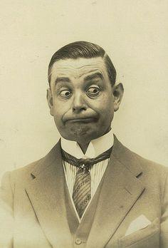 Ed E. Ford, comedian, at the Tivoli Theatre, Sydney, ca. 1914 / photographer unknown