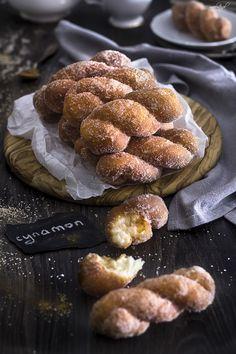 Paczki Donuts, Doughnuts, Diet Recipes, Dessert Recipes, Korean Food, Asian Recipes, Tart, Sweet Tooth, Food And Drink