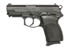 Bersa Thunder Ultra Compact Pro PistolLoading that magazine is a pain! Get your Magazine speedloader today! http://www.amazon.com/shops/raeind
