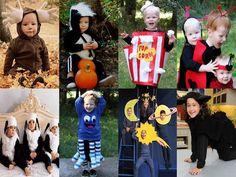 Ocho disfraces caseros de Carnaval para bebés y niños