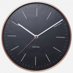 Funky, Modern & Unusual Clocks - Red Candy
