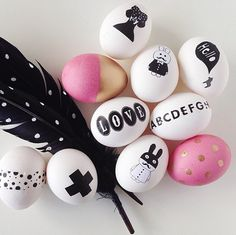 Happy (Modern Style) Easter!