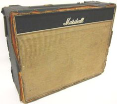 Marshall Vintage JTM-45 Bluesbreaker Combo Amplifier.  I'll bet if this amp could talk, it would have some stories to tell.