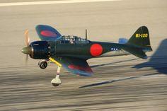 【動画】現存する唯一の零戦五二型はこんなに飛べる【零戦と栄発動機】                                                                                                                                                                                 もっと見る