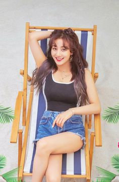 "TWICE look amazing in ""Dance The Night Away"" album pictures - Asian Junkie Nayeon, Kpop Girl Groups, Korean Girl Groups, Kpop Girls, Asian Woman, Asian Girl, Twice Chaeyoung, Divas, Jihyo Twice"