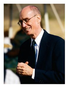 Henry B. Eyring First Counselor in the First Presidency