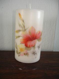 Chiang mai art candle