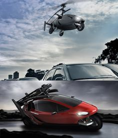 PAL-V One - Personal Air and Land Vehicle