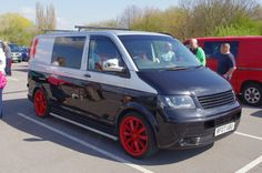 was just looking around the forum and found we have team colours.:* due to most of its black am i allowed in? Vw T5 Forum, Van, Colours, Silver, Black, Black People, Vans, Vans Outfit, Money