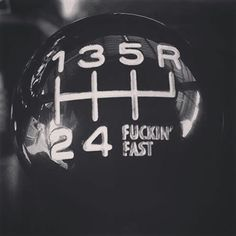 FAHRSTAHL — for Speed Junkies #fuckingawesome #shifter... ...repinned für Gewinner! - jetzt gratis Erfolgsratgeber sichern www.ratsucher.de