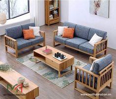 8 Hinh ảnh Ban Ghế Sofa Gỗ đẹp Nhất Couches Deco Va Diy Sofa