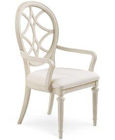 Covina Arm Chair | macys.com