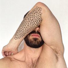 Forearm geometric.