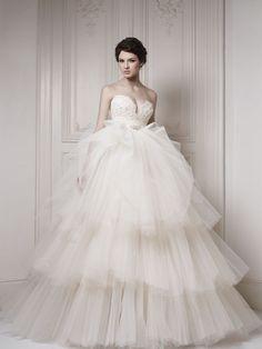 Vestidos de Noiva de Cair o Queixo