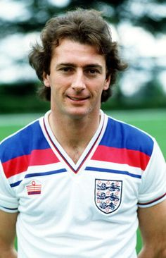 circa 1984 Trevor Francis England and who won 52 England caps from 19771986 British Football, Retro Football, World Football, Football Kits, Pure Football, England Football Players, England National Football Team, National Football Teams, Football