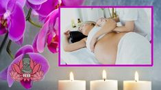 Massage domicile: Massage Du Dos Pendant La Grossesse Massage Dos, Massage Relaxant, Prom Dresses, Formal Dresses, Lymph Nodes, Back Pain, Pregnancy, Dresses For Formal