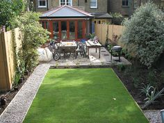 Urban Family Garden by Modular Garden #yard #patio #garden #landscaping