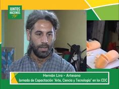 ▶ Jornada de #Capacitación Arte, Ciencia y Tecnología en los CDC - YouTube
