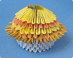 Зайка-модница (модульное оригами) - mmodnaya.ru