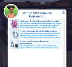 Polyamorous Relationship, Open Relationship, Sims 4 Gameplay, No Strings Attached, New Mods, Sims Mods, Write To Me, Happy Relationships, Make It Work