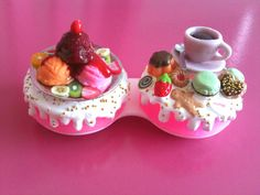 Sweet Contact lens case
