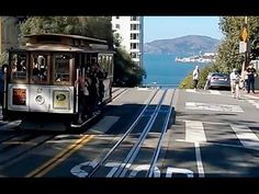 @ 12:02 Cable car just past Clay st. a glimpse on the left- MY first apartment in the 70's China Town, San Francisco- The sound of the tracks, brings it back- a noisy apartment.. San Francisco Cable Car - Complete Ride on Powell-Hyde line