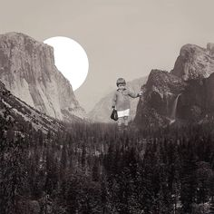 Joseba Elorza is a sound technician who makes unique digital collage and illustration. The Spain-based artist blends humor, technology, science fiction Art Du Collage, Surreal Collage, Collage Artists, Digital Collage, Digital Art, Photomontage, Foto Real, Colossal Art, Lost Art