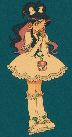 Character Inspiration, Character Art, Character Design, Old Anime, Anime Art, Pretty Art, Cute Art, Aesthetic Art, Aesthetic Anime